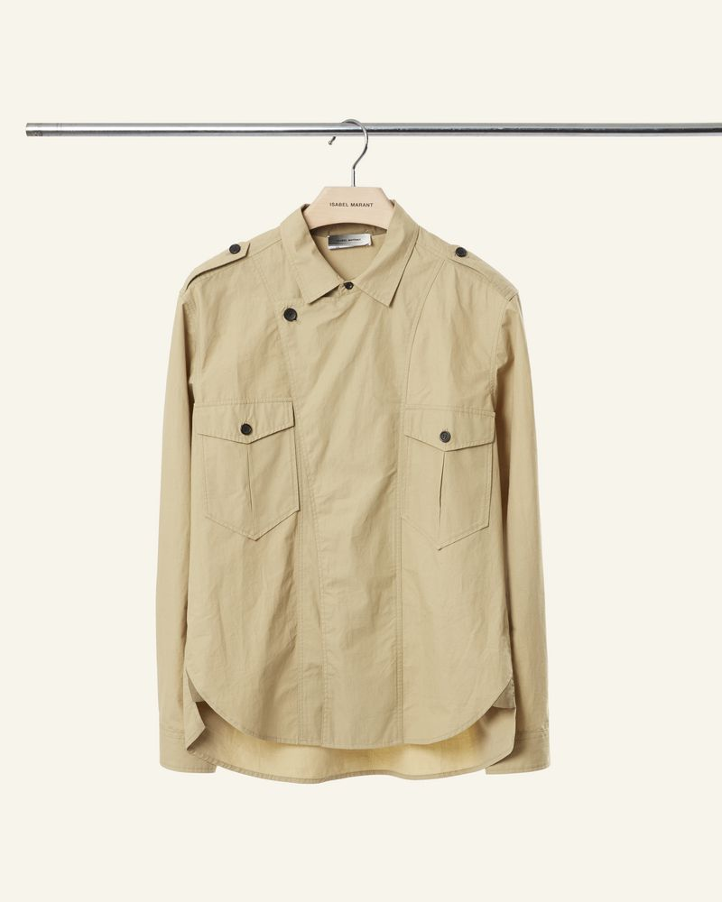 MUSTON SHIRT ISABEL MARANT