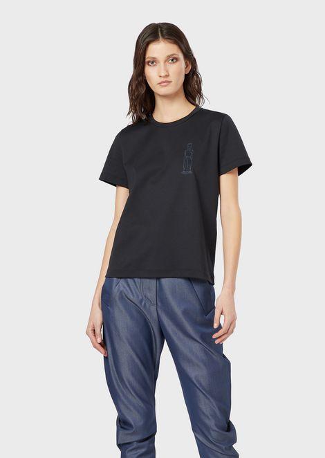 Giorgio Armani 4 FANS T-shirt