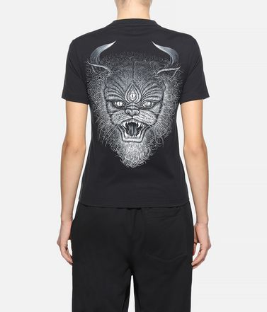 Y-3 Short sleeve t-shirt Woman Y-3 Short Sleeve Tee  r