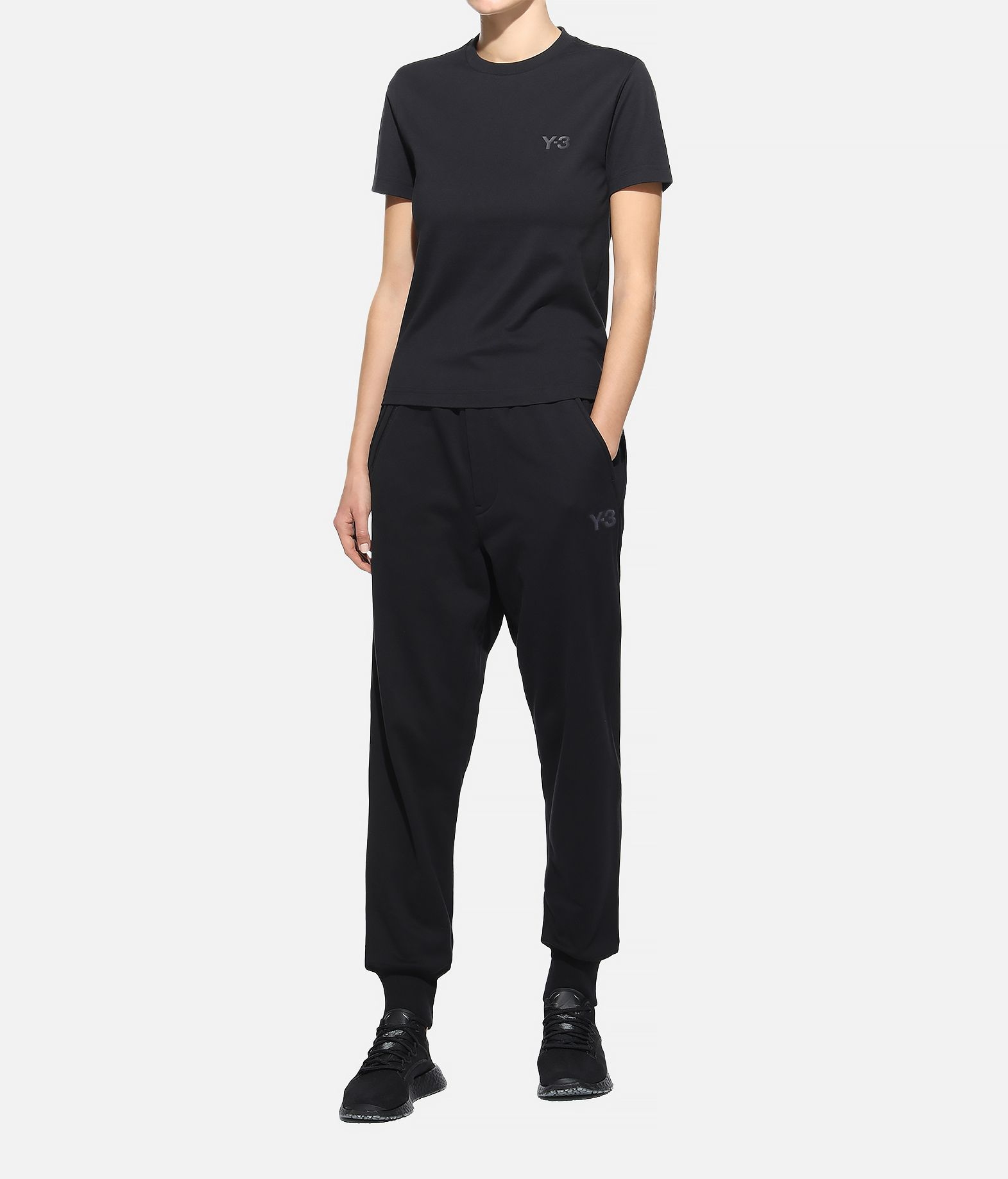 Y-3 Y-3 Short Sleeve Tee  Short sleeve t-shirt Woman a