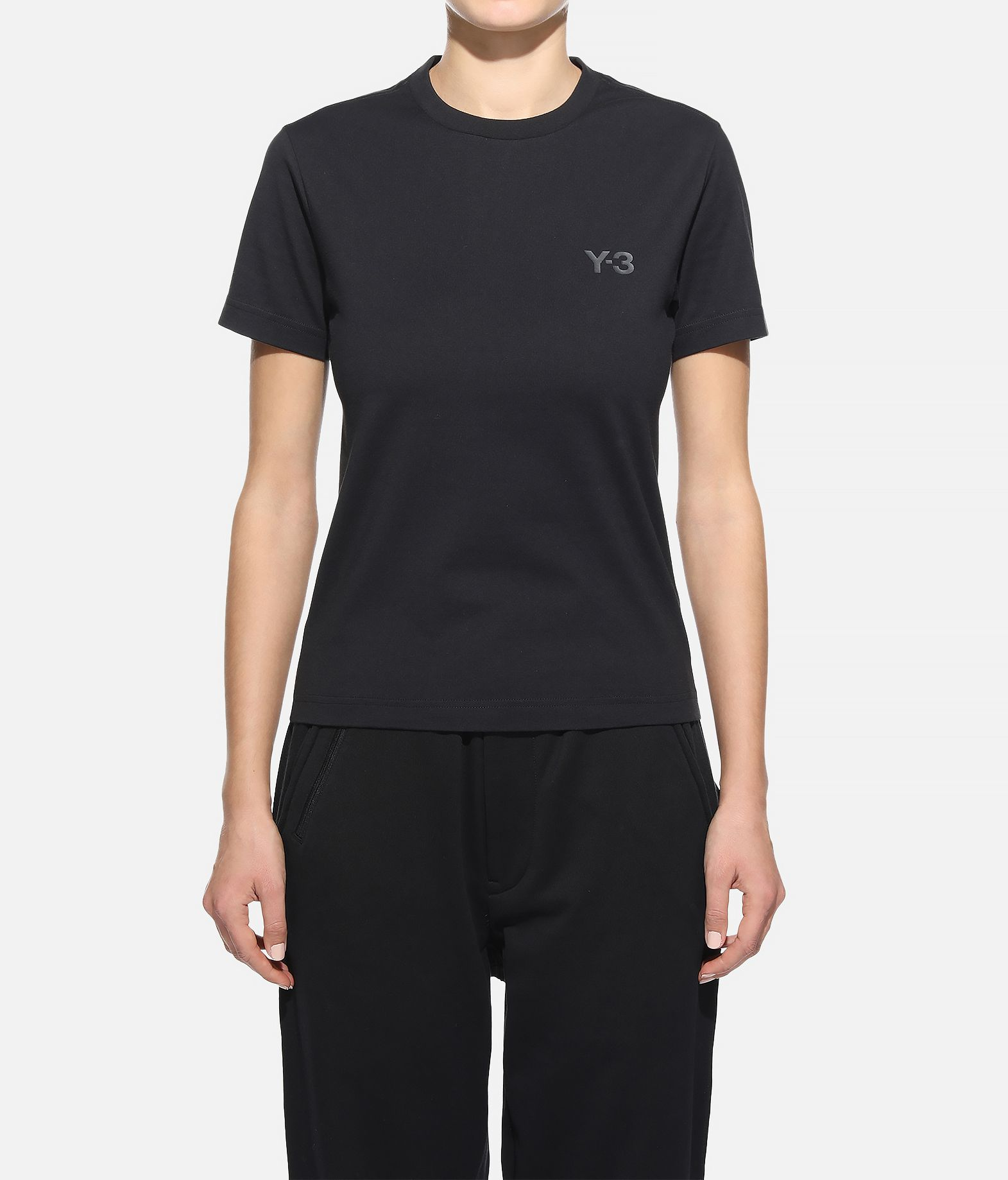 Y-3 Y-3 Short Sleeve Tee  Short sleeve t-shirt Woman d