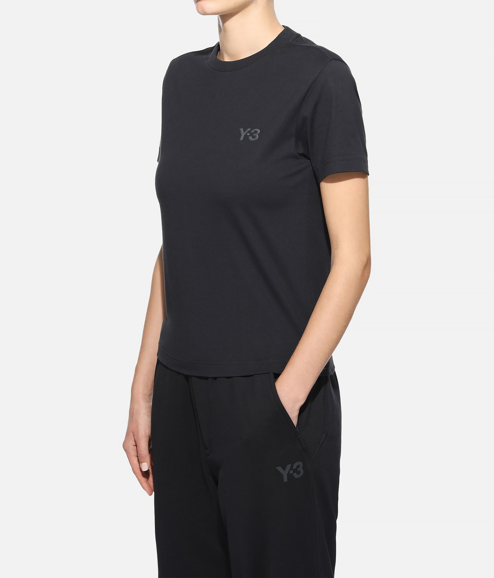 Y-3 Y-3 Short Sleeve Tee  Short sleeve t-shirt Woman e