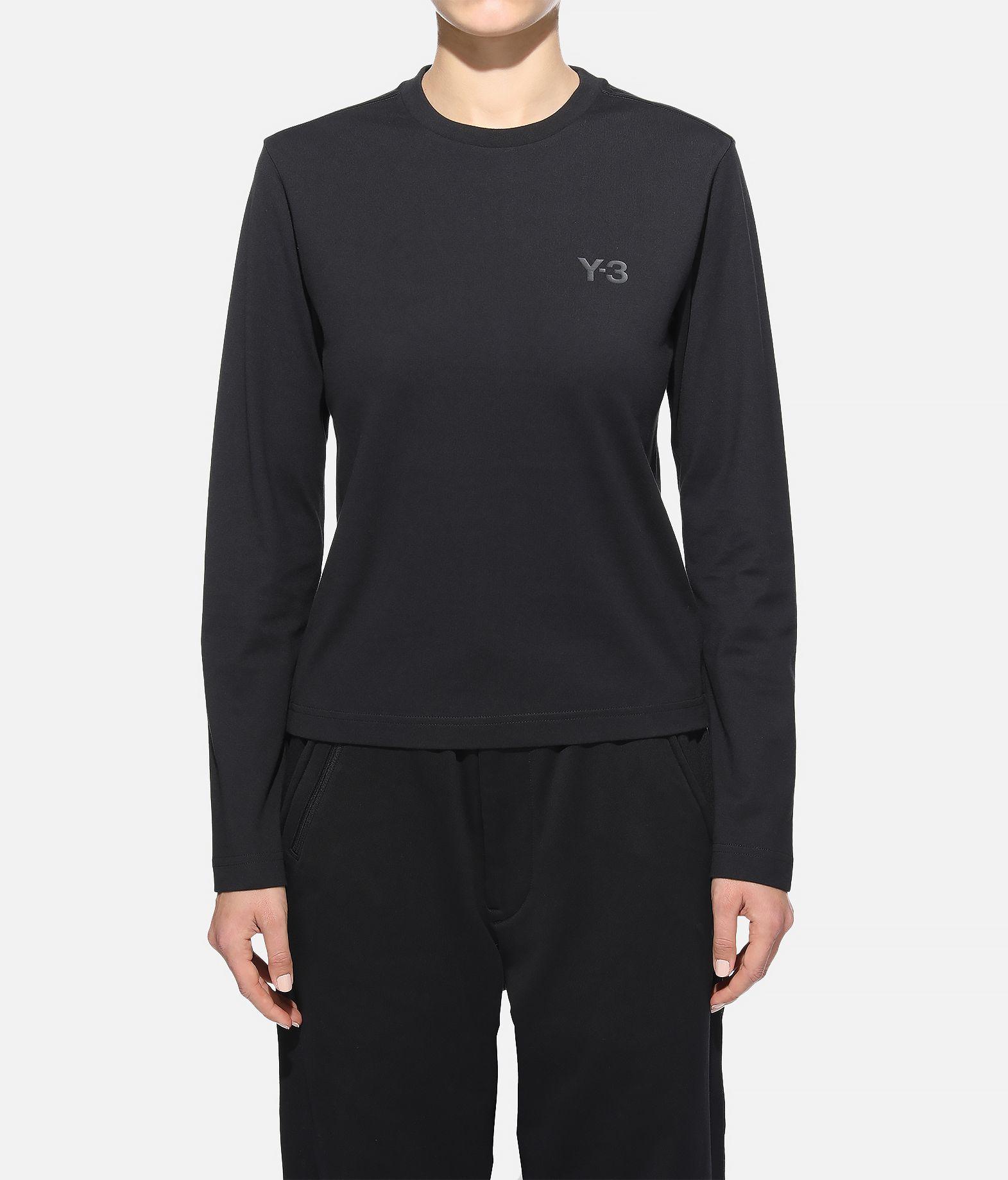 Y-3 Y-3 Long Sleeve Tee  Long sleeve t-shirt Woman d