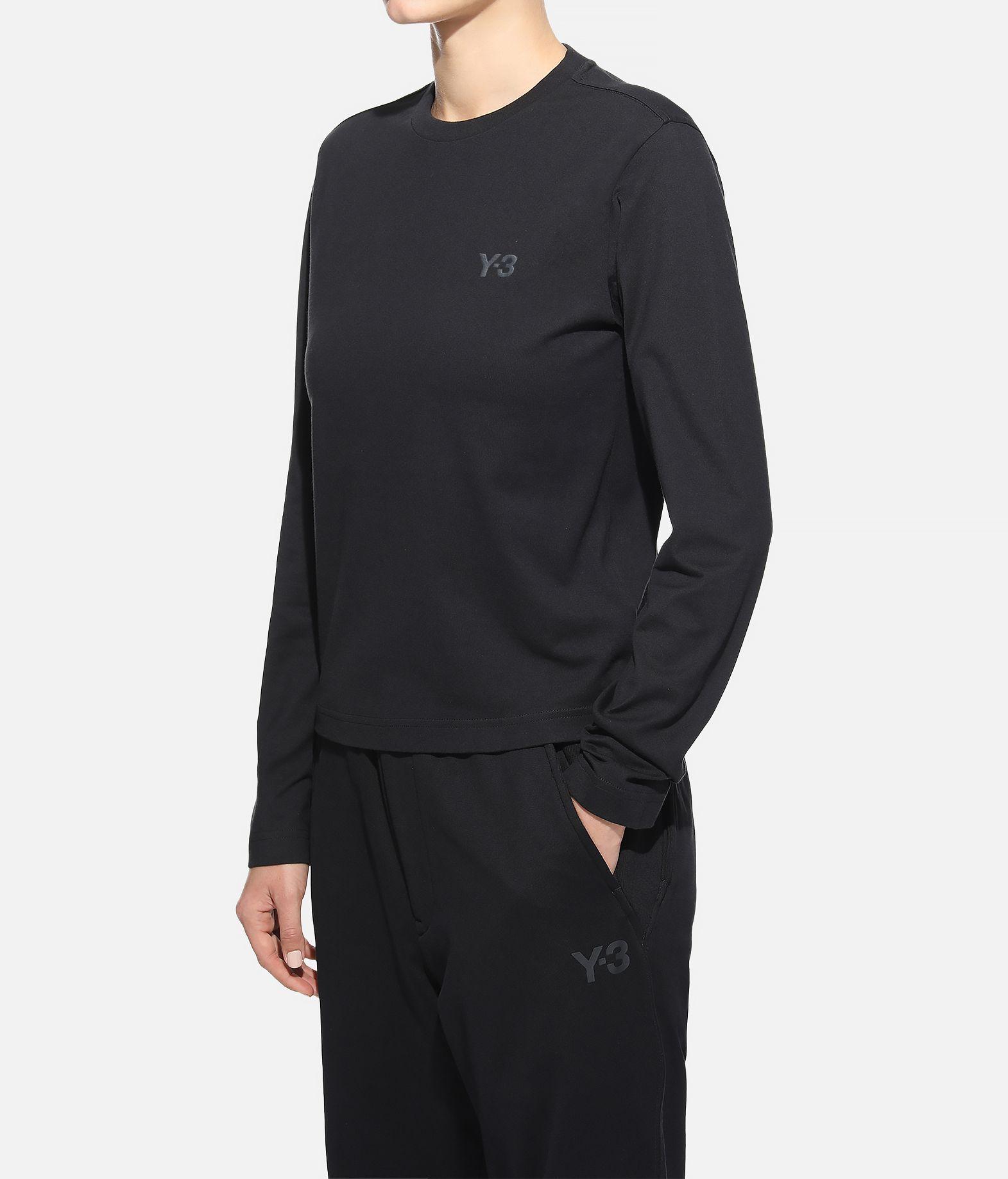 Y-3 Y-3 Long Sleeve Tee  Long sleeve t-shirt Woman e