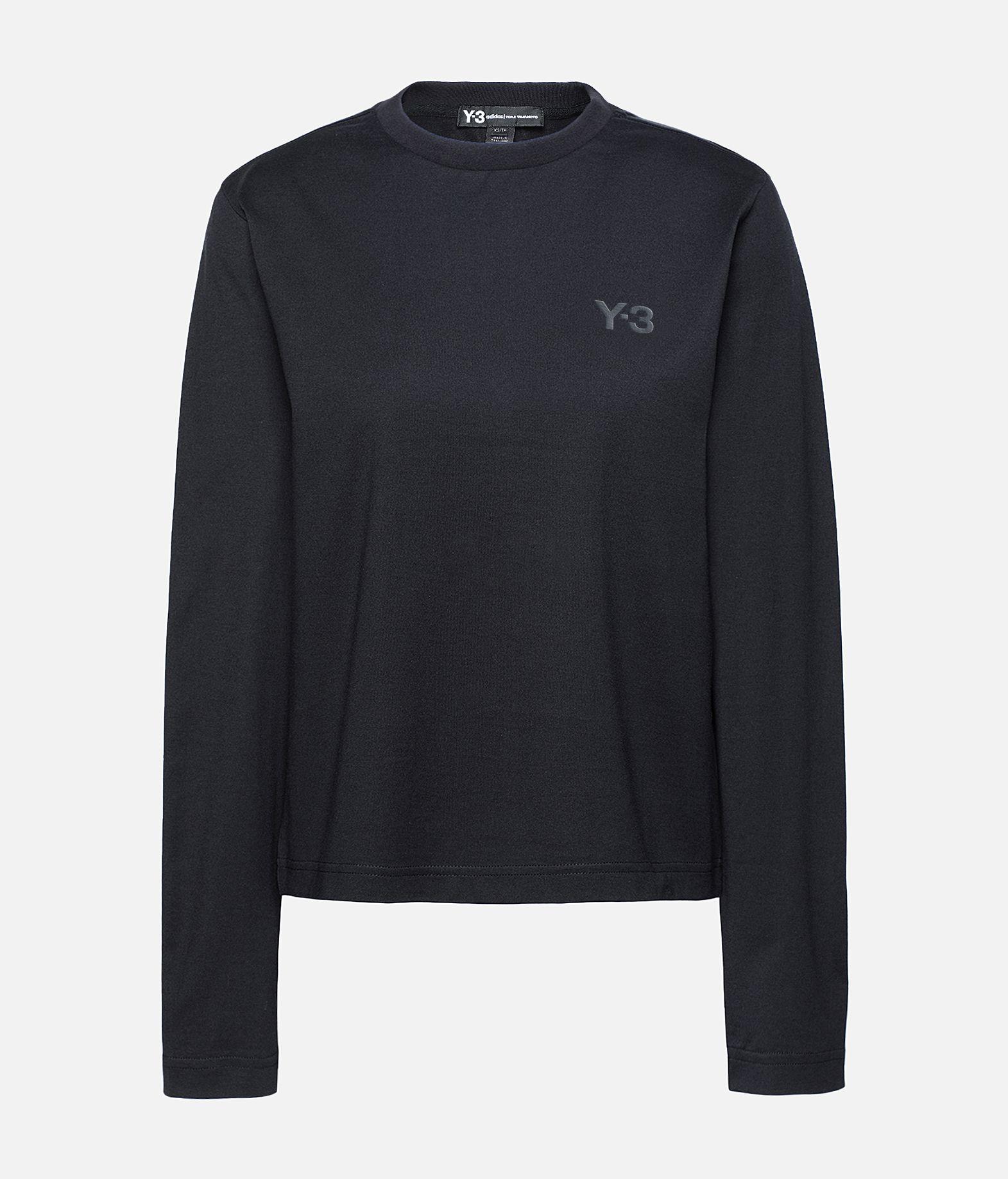 Y-3 Y-3 Long Sleeve Tee  Long sleeve t-shirt Woman f