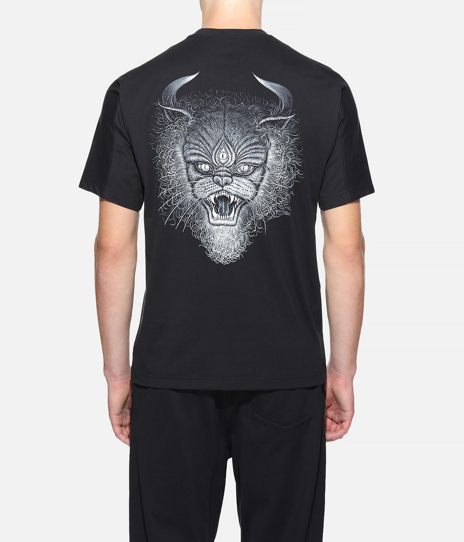 Y-3 Y-3 Graphic Tee Short sleeve t-shirt Man r