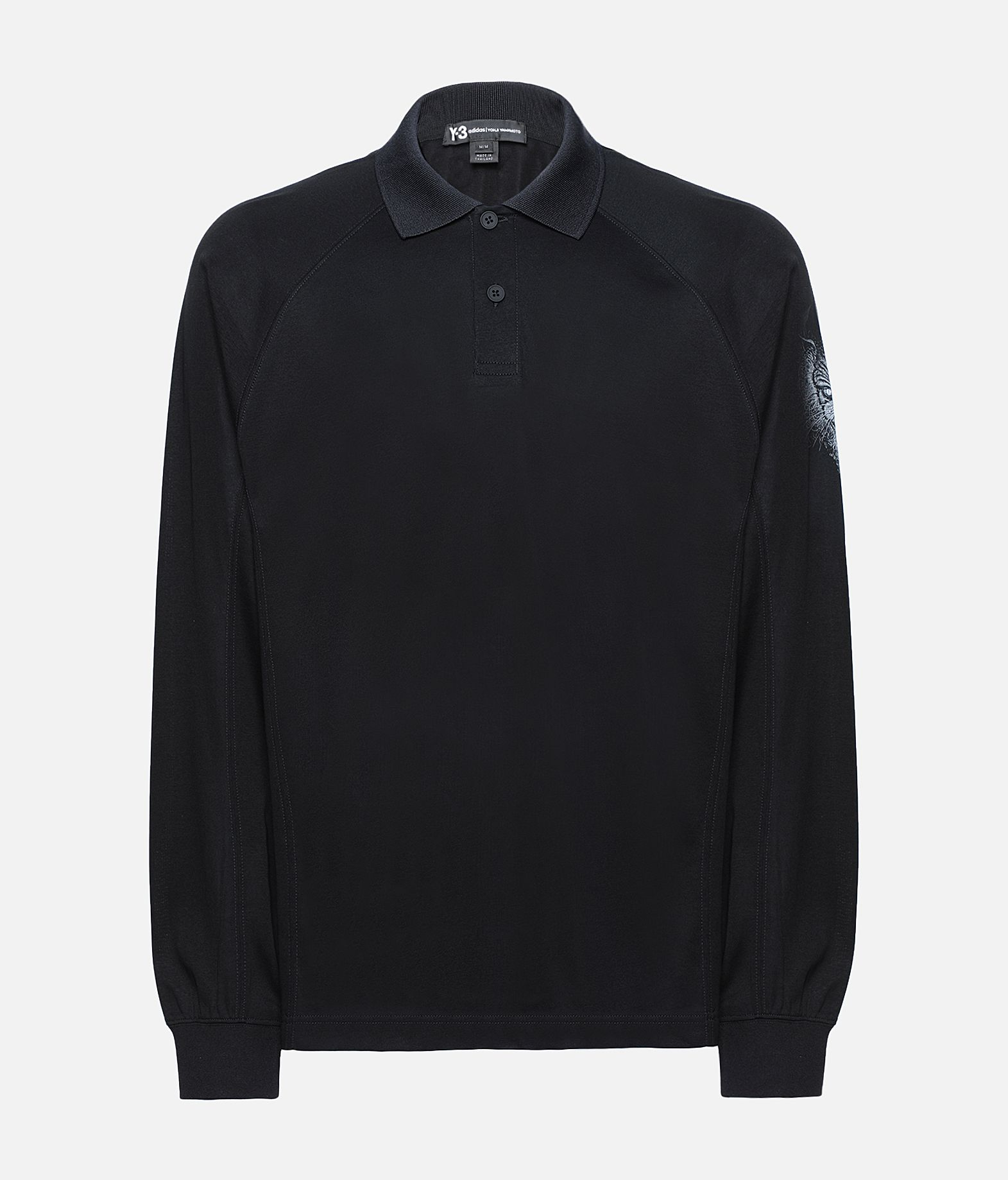Y-3 Y-3 Long Sleeve Polo Shirt Polo Man f