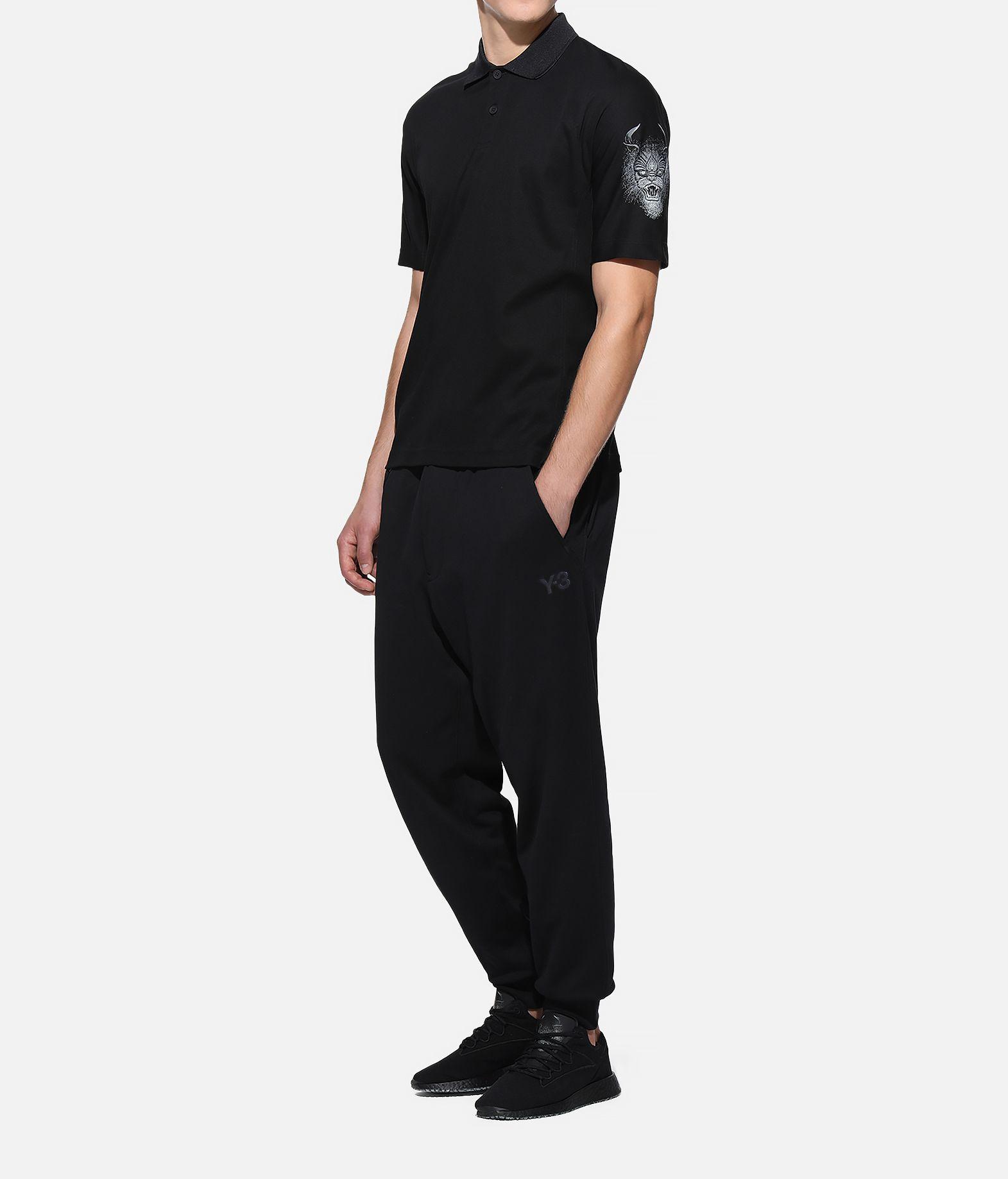Y-3 Y-3 Short Sleeve Polo Shirt Polo Man a