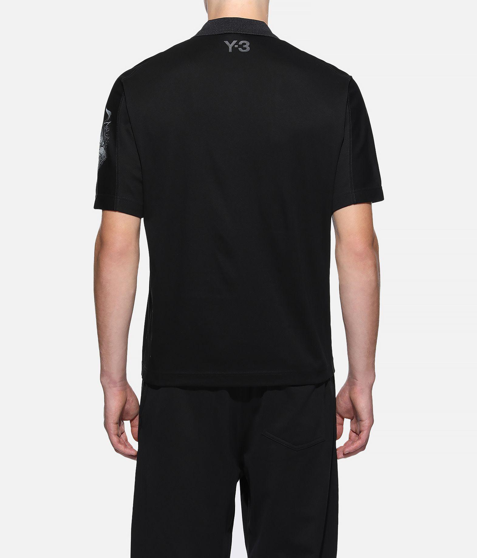 Y-3 Y-3 Short Sleeve Polo Shirt Polo Man d