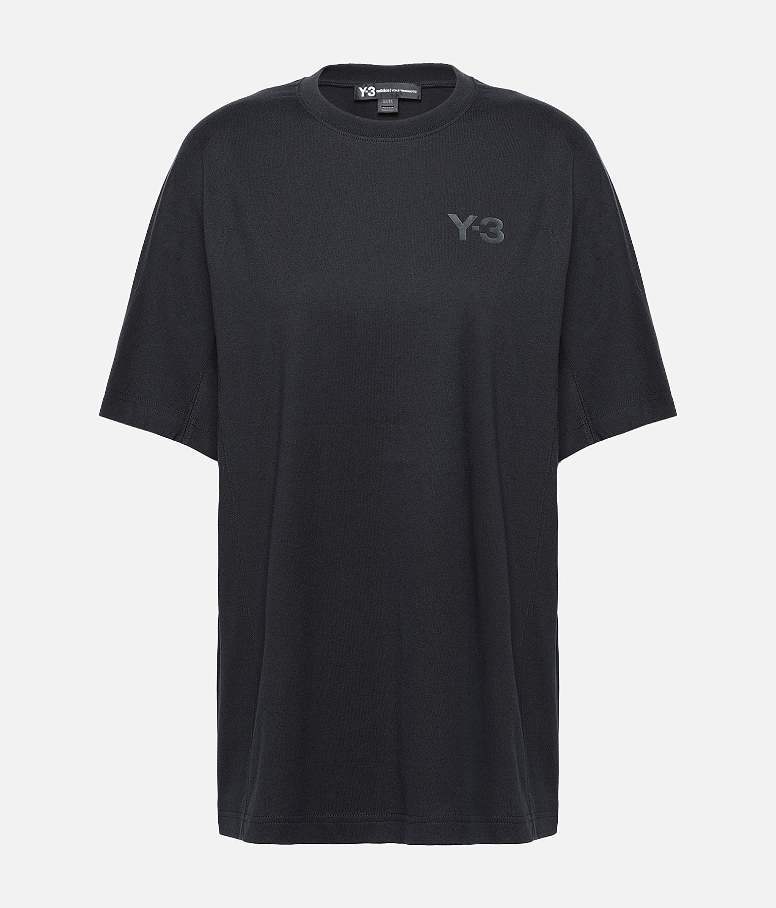 Y-3 Y-3 Graphic Tee Short sleeve t-shirt Woman f