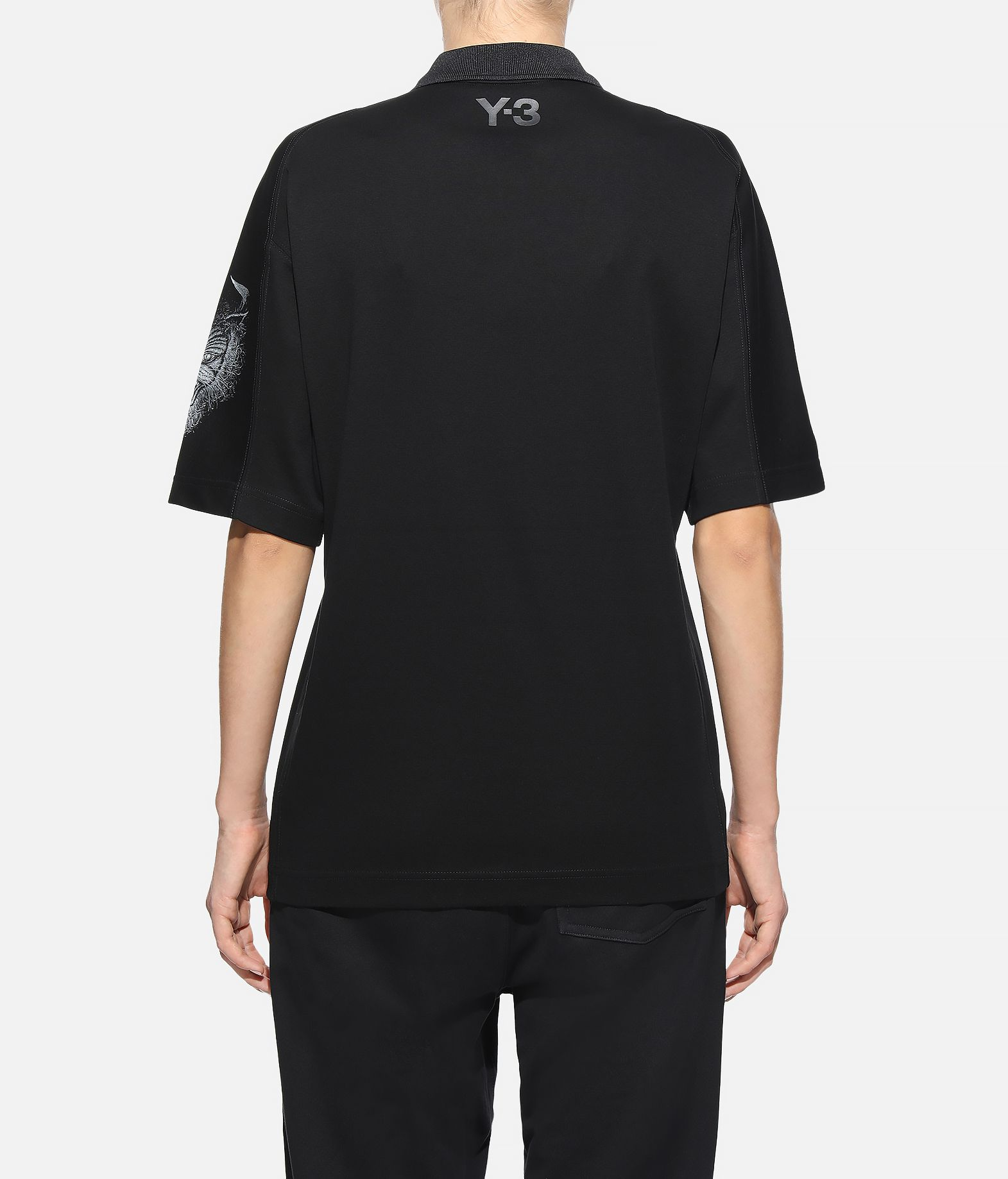 Y-3 Y-3 Short Sleeve Polo Shirt  Polo Woman d