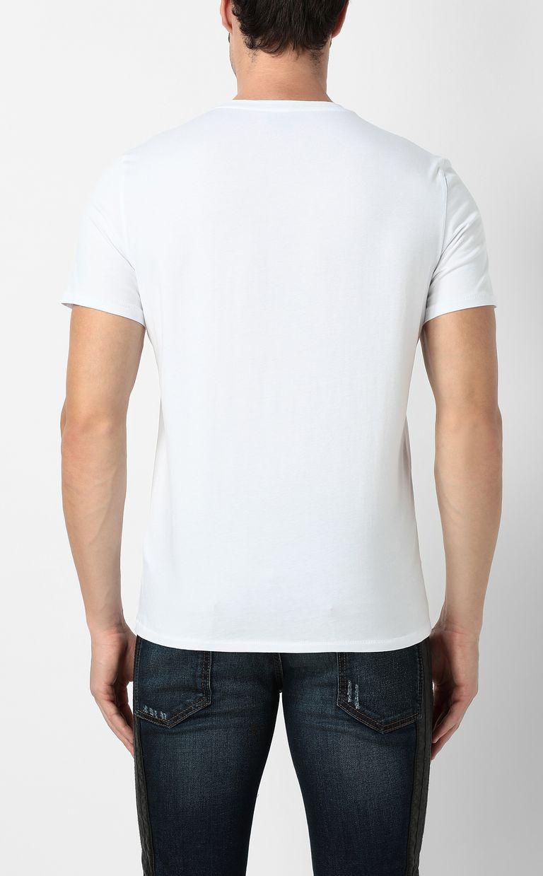 JUST CAVALLI Planet skull t-shirt Short sleeve t-shirt Man a