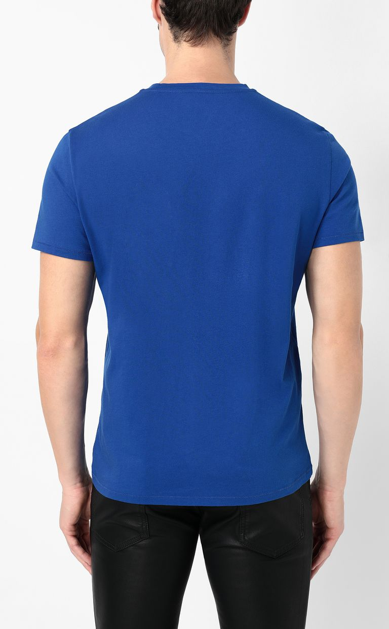 JUST CAVALLI Skull t-shirt Short sleeve t-shirt Man a
