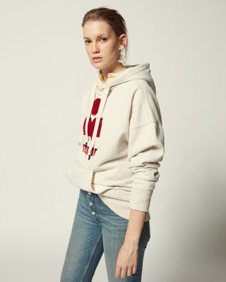 ISABEL MARANT ÉTOILE TOP Woman MANSEL SWEATSHIRT r
