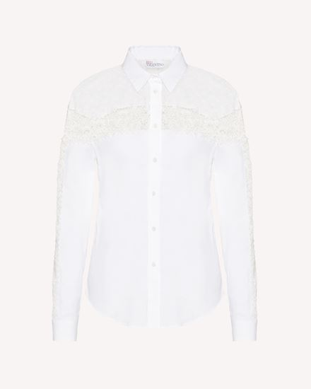 REDValentino Shirt Woman TR3ABC354S8 001 a