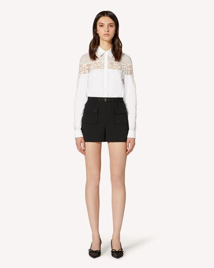 REDValentino Shirt Woman TR3ABC354S8 001 f