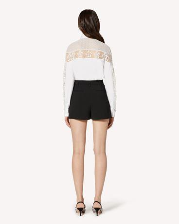 REDValentino TR3ABC354S8 001 Shirt Woman r