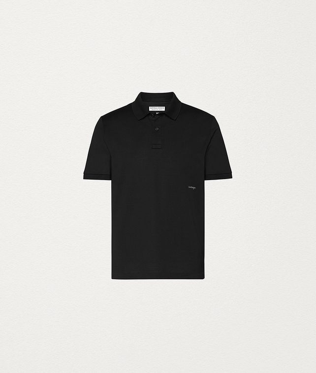 BOTTEGA VENETA POLO T-Shirts and Polos Woman fp