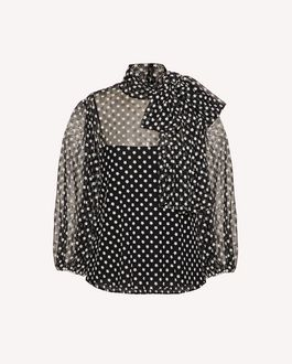 REDValentino Top Woman TR3AA00X4SR 0NO a