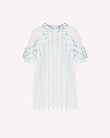 REDValentino TR3AAA954SF E34 Shirt Woman a
