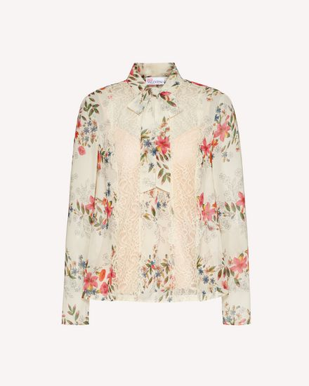 REDValentino Shirt Woman TR3ABC454RW 031 a