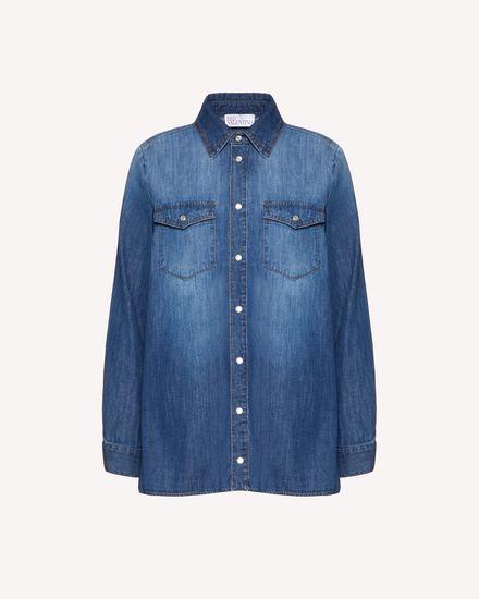 REDValentino Shirt Woman TR3DB00B4TW 568 a
