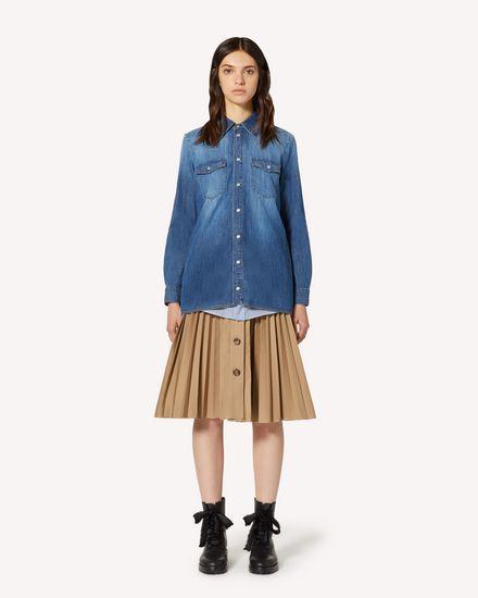 REDValentino Shirt Woman TR3DB00B4TW 568 f