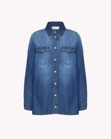 REDValentino TR3DB00B4TW 568 Shirt Woman a