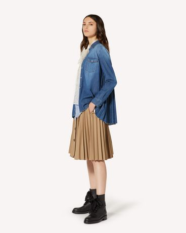 REDValentino TR3DB00B4TW 568 Shirt Woman d