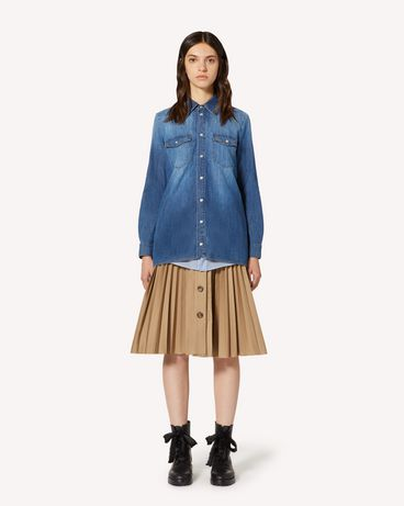 REDValentino TR3DB00B4TW 568 Shirt Woman f
