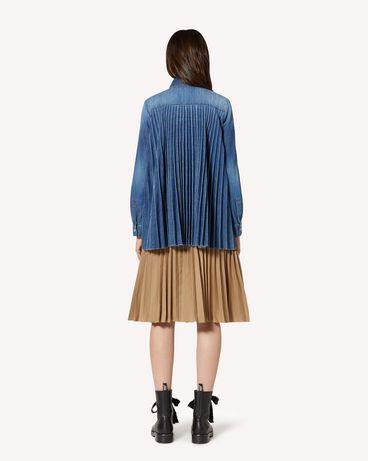 REDValentino TR3DB00B4TW 568 Shirt Woman r