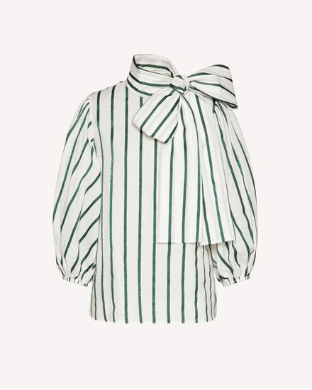 REDValentino Shirt Woman TR3AAA904RG 635 a