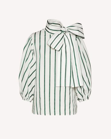 REDValentino TR3AAA904RG 635 Shirt Woman a