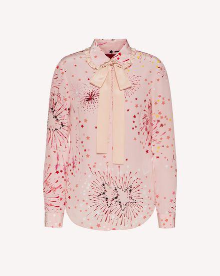 REDValentino Shirt Woman TRCABD8056U R13 a