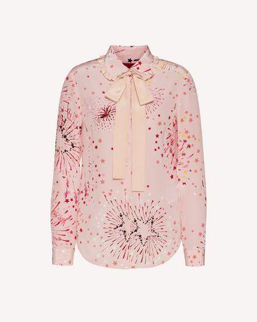 REDValentino TRCABD8056U R13 Shirt Woman a