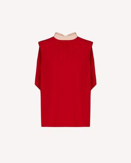 REDValentino Short dress Woman SR3VAF150F1 D05 a
