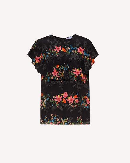 REDValentino Top Woman TR3AEB754RV 0NO a