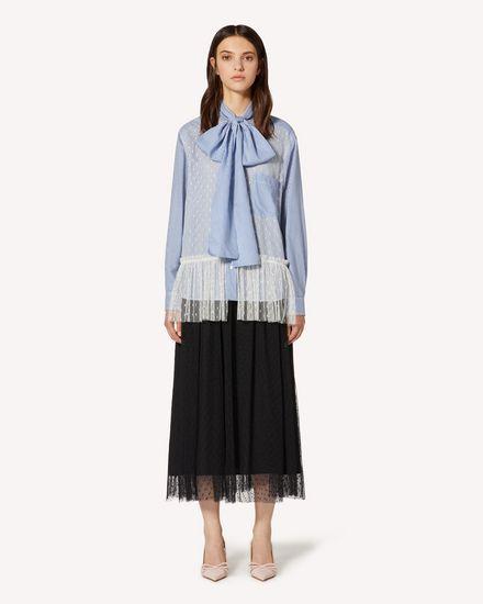 REDValentino Shirt Woman TR3ABD104SD E34 f