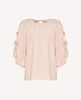 REDValentino Shirt Woman TR3ABC451GK 377 a