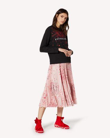 REDValentino TRCMF04S56R 0NO Sweatshirt Woman d
