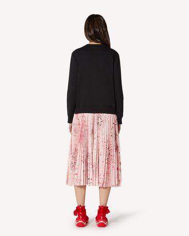 REDValentino TRCMF04S56R 0NO Sweatshirt Woman r