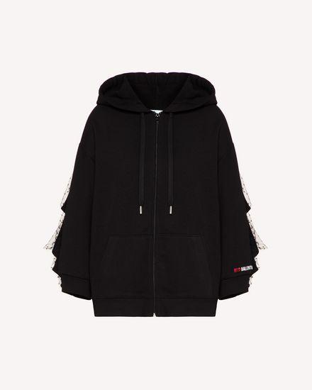 REDValentino Sweatshirt Woman TR3MF03P4UD 0NO a