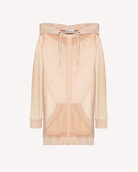 REDValentino Sweatshirt Woman TR3MF02Z4WU 377 a