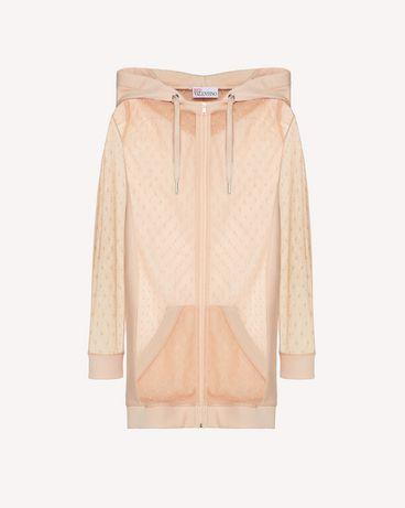REDValentino TR3MF02Z4WU 377 Sweatshirt Woman a