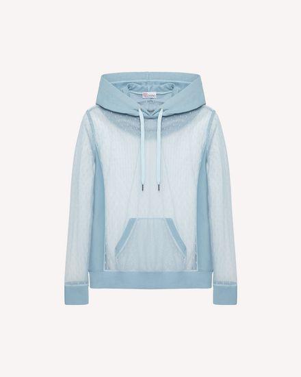 REDValentino Sweatshirt Woman TR3MF02T4WU E34 a