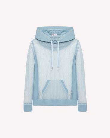 REDValentino TR3MF02T4WU E34 Sweatshirt Woman a