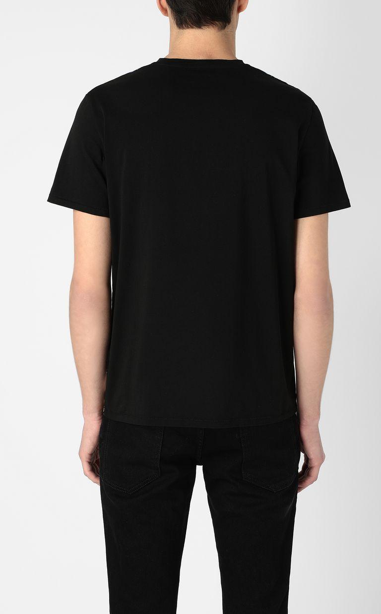JUST CAVALLI Multicoloured skull-print t-shirt Short sleeve t-shirt Man a