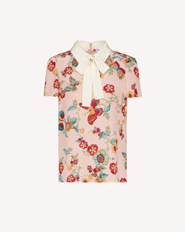 REDValentino TR0AAB55515 377 Top Woman a