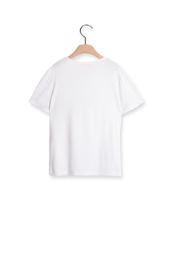MISSONI T-Shirt Dame, Rückansicht
