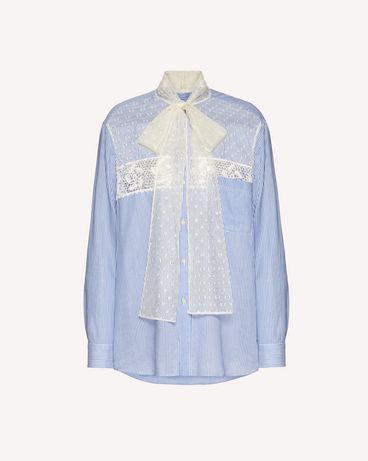 REDValentino TR3ABC954SD E34 Shirt Woman a